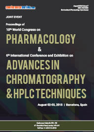 Pharmacology & Chromatogrpahy 2018