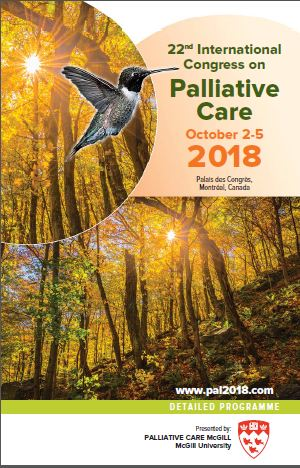 PALLIATIVE CARE 2017