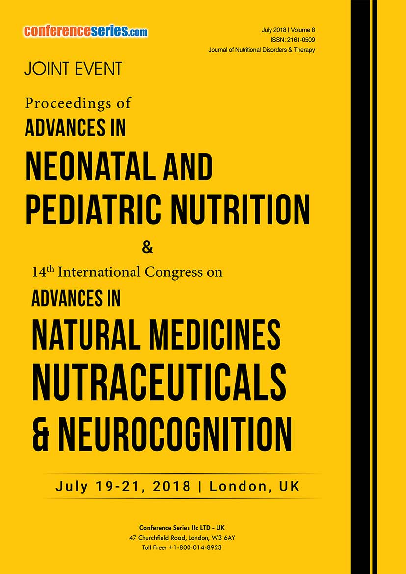 Pediatric Nutrition 2018