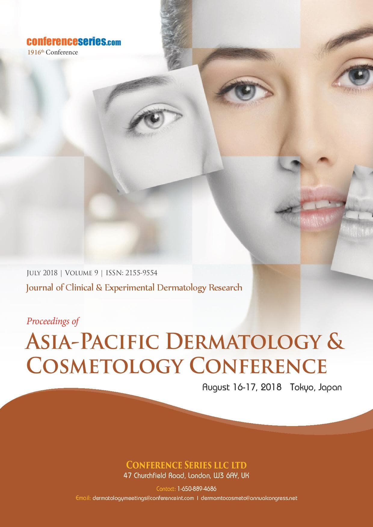 Dermatology Meetings 2018
