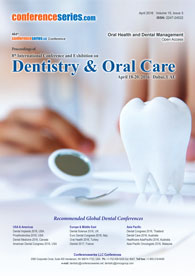 8th International Conference and Exhibition on Dentistry & Oral Care
