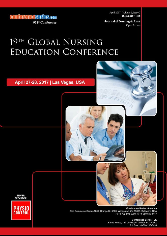 19th Global Nursing Education Conference