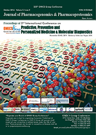 Personalized, Genomics and Translational medicine 2014 high impact factor journal conference proceedings