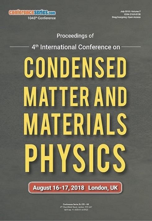 Materials Physics 2018 Proceedings