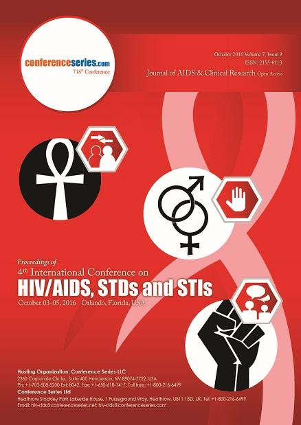 STD/HIV-AIDS-2016 Proceedings