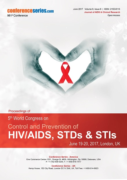 STD/HIV-AIDS-2017 Proceedings