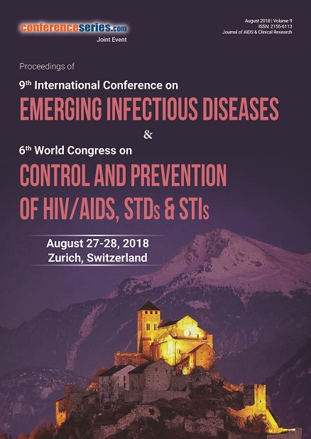 STD/HIV-AIDS-2018 Proceedings
