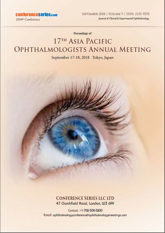 Ophthalmology Conference 2018