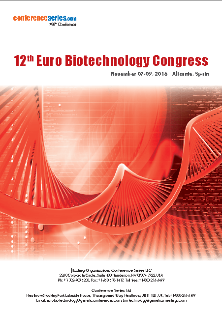 Proceedings of Biotechnology and Biotech industries meet 2016