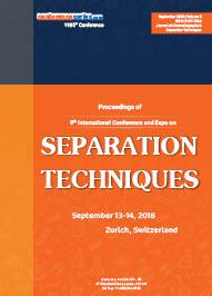 Separation Techniques 2018