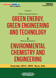 Environmental Chemistry 2018 Proceedings