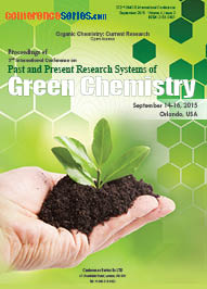 Green Chemistry 2015 Proceedings