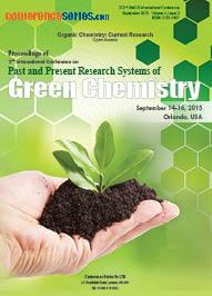 Green Chemistry 2015 Proceedings