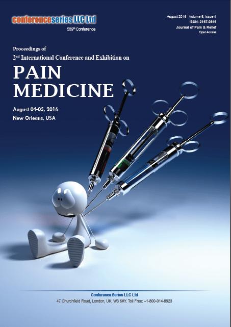 Pain Medicine | Pain conference | Pain Medicine Congress 2019