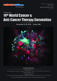 14th World Cancer & Anti-Cancer Therapy Convention