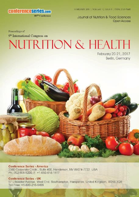 Proceedings of Nutrition and Health 2017