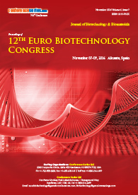 Euro Biotechnology 2016- proceedings