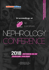 22nd European Nephrology Conference October 15-16, 2018 | Warsaw, Poland