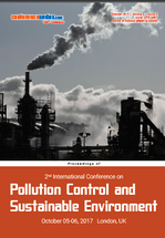 Journal of Pollution Effects & Control