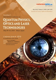 Laser Photonics 2019-International Conference on Quantum Physics, Optics and Laser Technologies