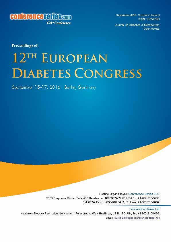 Euro-diabetes 2016