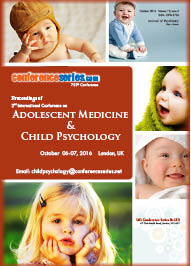 2nd International Conference on Adolescent Medicine and Child Psychology