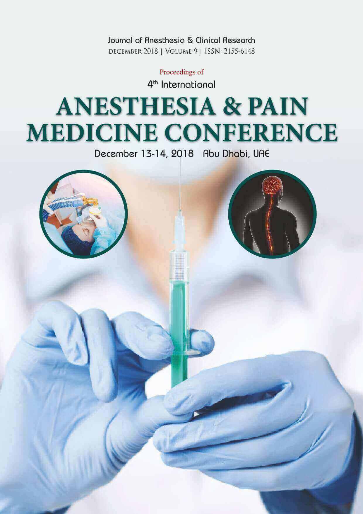 Anesthesia Meet 2018