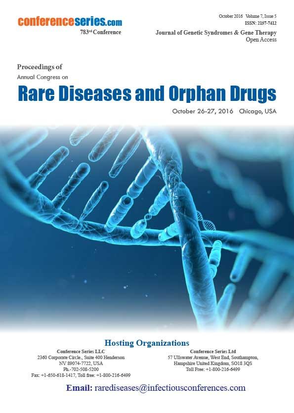 Rare Diseases Congress 2016