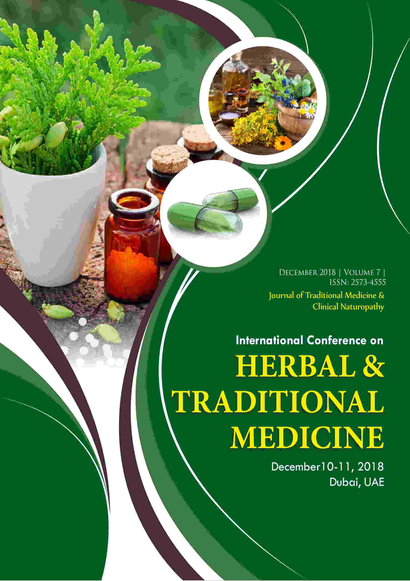Proceedings of Herbal Traditional Conference 2018
