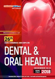 26th Euro Congress and Expo on  Dental & Oral Health