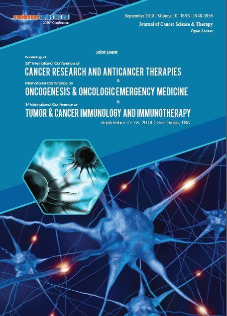 https://www.omicsonline.org/ArchiveJCST/cancer-tumor-oncogenesis-2018-proceedings.php