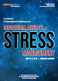 4th International Conference on Depression, Anxiety and Stress Management | May 10-11, 2018 | Frankfurt, Germany