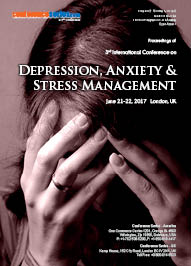 3rd International Conference on Depression, Anxiety and Stress Management June 21-22, 2017 London, UK