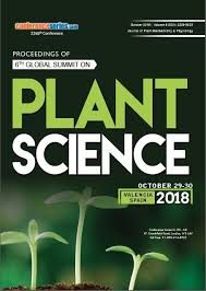 plant science 2018