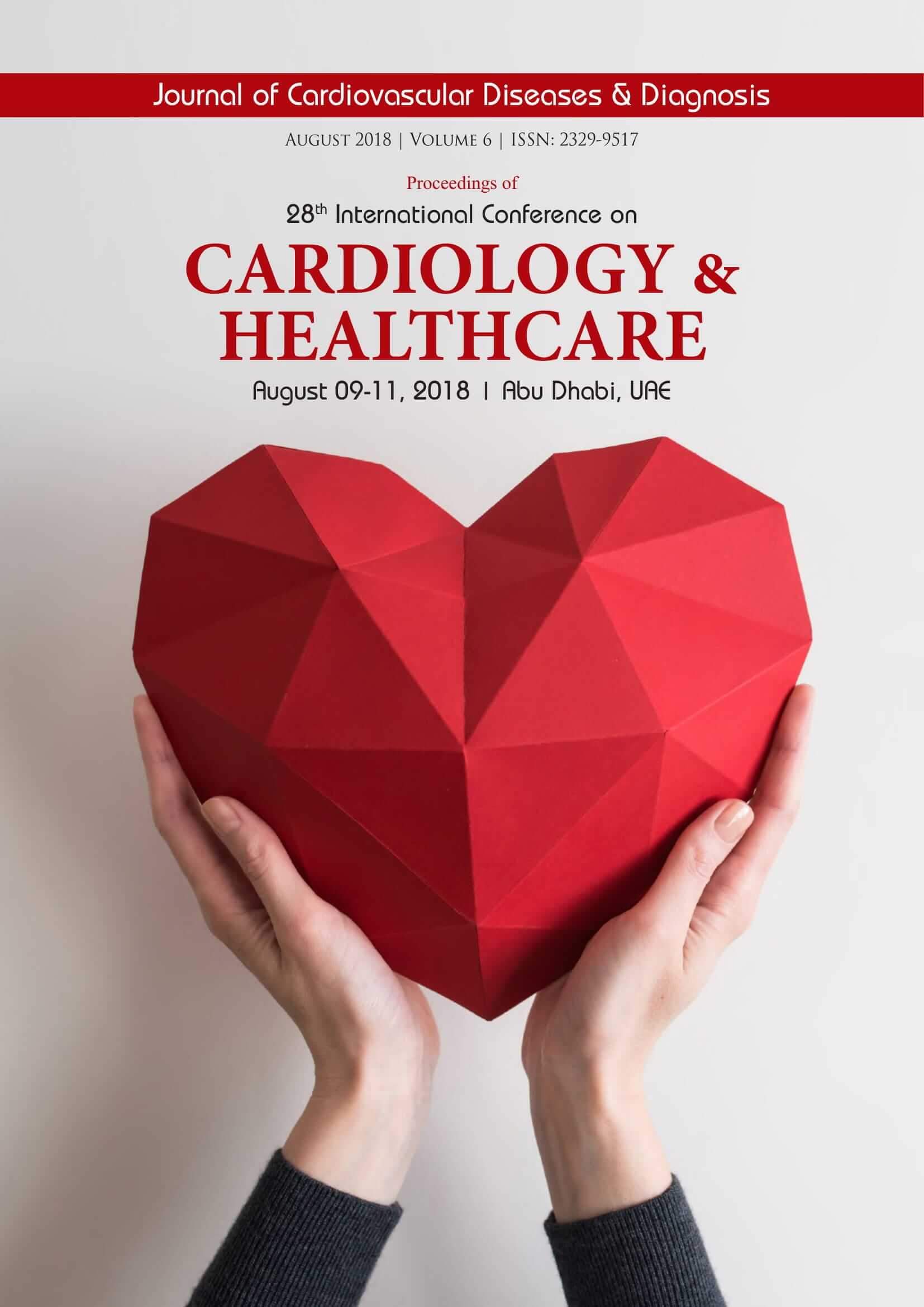Journal of Cardiovascular Diseases & Diagnosis