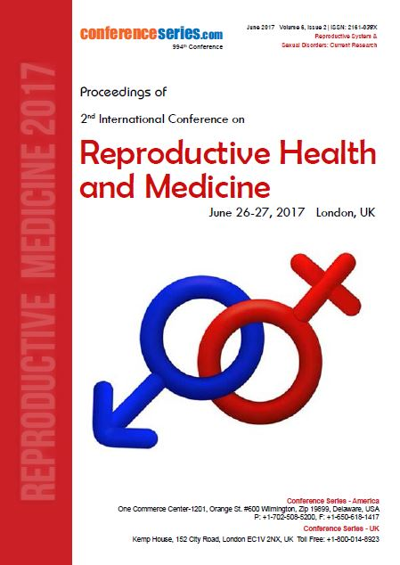 Proceedings of Reproductive Health and Medicine 2017