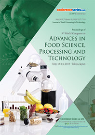 3rd World Conference  on Advances in Food Science &Technology