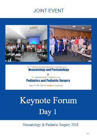 Joint event on neonatology and perinatology ,pediatrics and pediatric surgery