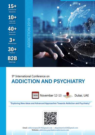 Proceedings of Addiction 2018