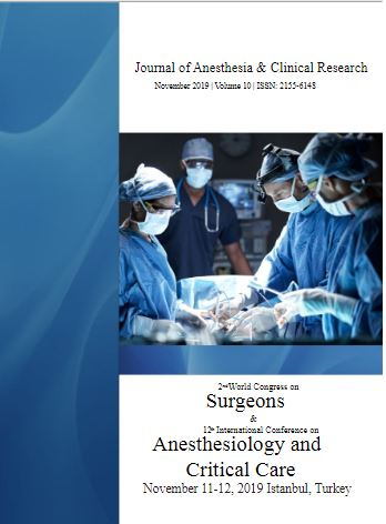 Joint Event on 2nd World Congress on Surgeons & 12th International Conference on Anesthesiology and Critical Care