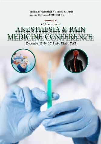 4th International Anesthesia and Pain Medicine Conference