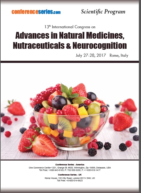 Recent Trends in Natural Medicines and Nutraceuticals