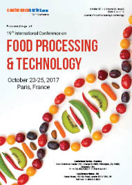 Proceedings for 3rd World Congress on  Food and Nutrition