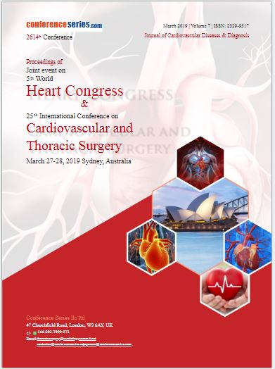 2nd International Conference on Cardiovascular Diseases & Therapeutics