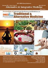 International Conference and Exhibition on Traditional & Alternative Medicine