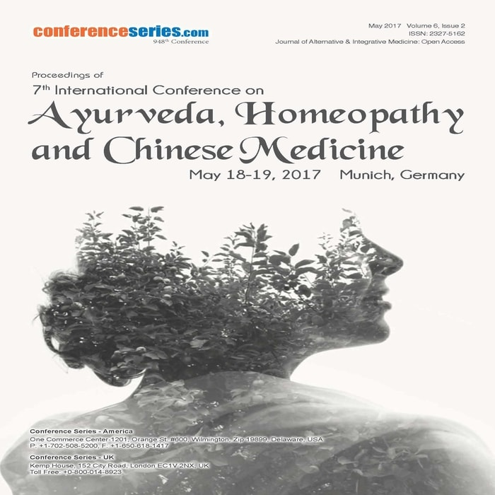 7th International Conference on Ayurveda, Homeopathy and Chinese Medicine