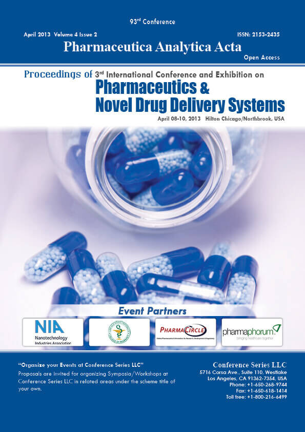 Pharmaceutica 2013 Proceedings