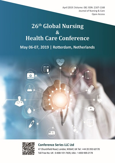 26th Global Nursing and Health Care Conference | May 06-07, 2020 | Rotterdam, Netherlands