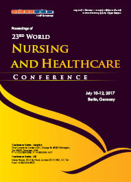 23rd World Nursing and Healthcare Conference | July 10-12, 2017 | Berlin, Germany