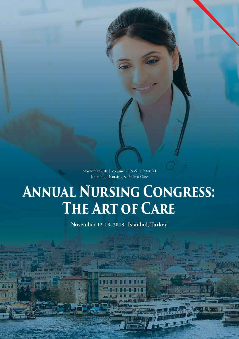 Annual Nursing Congress | November 12-13, 2018 | Istanbul, Turkey
